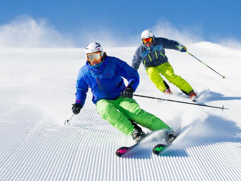 cti brace background skiing