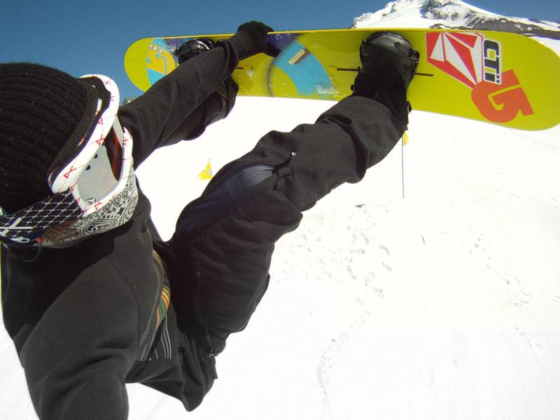 cti brace background snowboarding